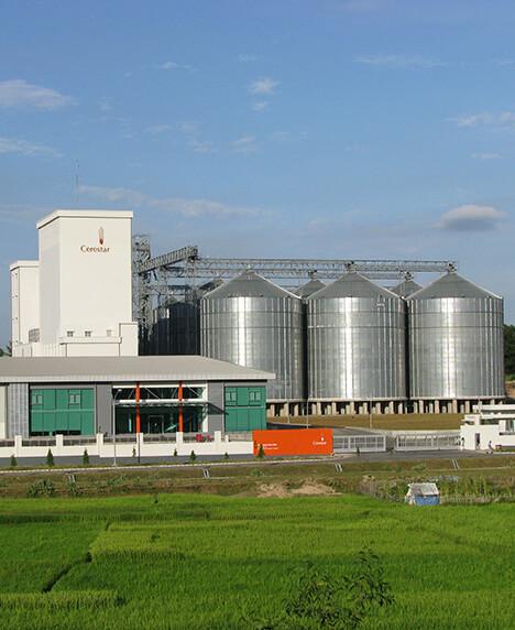 Cerestar Flour Mills, Indonesia.