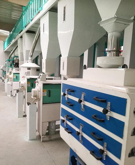Henan Zhumadian Xianfeng Grain Co. Ltd; 60T Millet